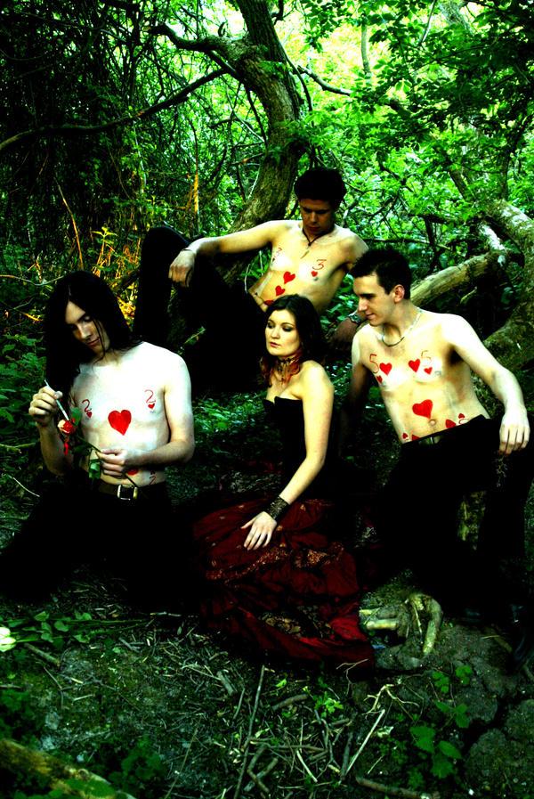 The Queen of Hearts by DarkRaven756