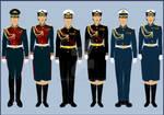Wolffburg Academies Uniforms
