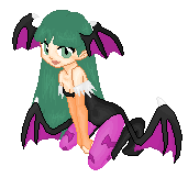 Morrigan Aensland by SelenaEde