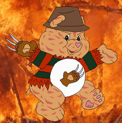 Scare Bears REVAMP: Freddy Krueger