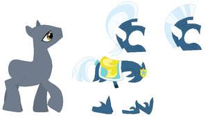 Earth Pony Royal Guard Base