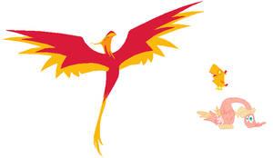 Phoenixes Bases by SelenaEde