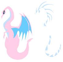 Lady Dragon Base by SelenaEde