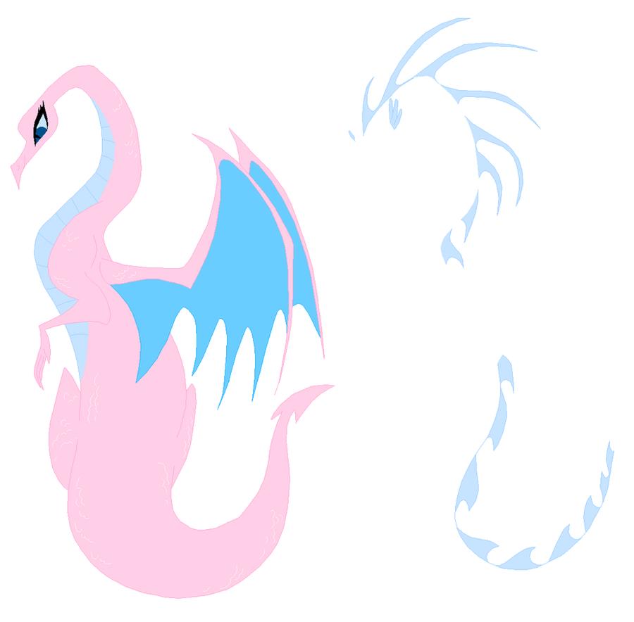 Lady Dragon Base By SelenaEde On DeviantArt