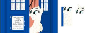 MLP TARDIS Pony Base