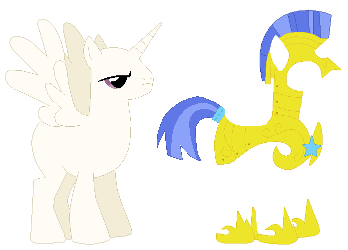 Mlp Alicorn Base: Alicorn Royal Guard Base By SelenaEde On DeviantArt