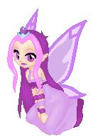 Queen Fyora of Faerieland by SelenaEde