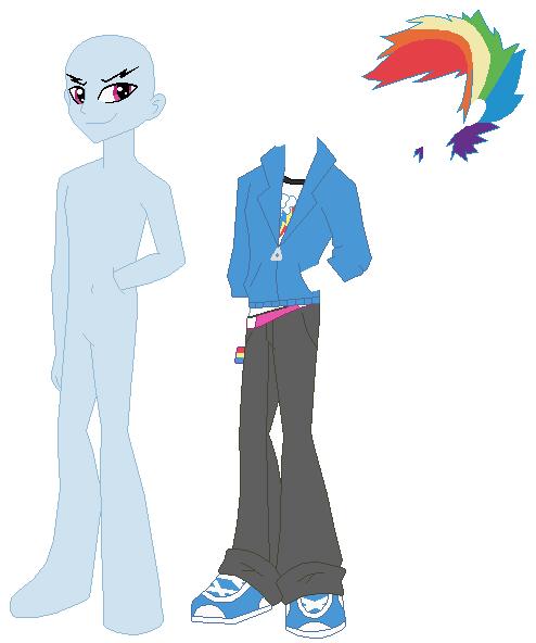 Equestria Boys Rainbow Blitz Base by SelenaEde on DeviantArt