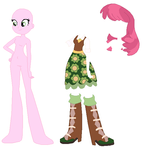 EqG Cheerilee Base 01