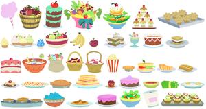 Food Accessory Set