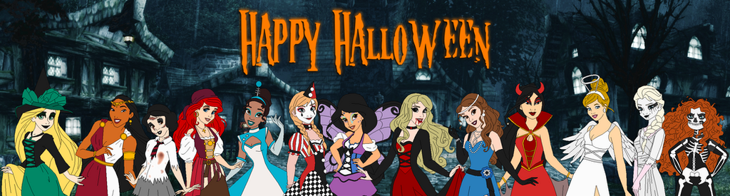 Happy Halloween by SelenaEde