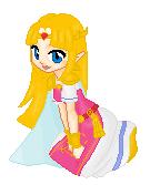 Princess Zelda of Hyrule by SelenaEde