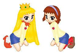 Lily Duncan AKA Princess Giant