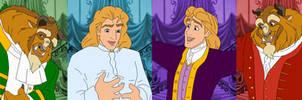 Prince Adam Color Spectrum