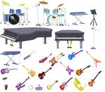 EqG Instrument Accessory Set