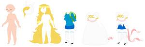 Adventure Time Fionna Base