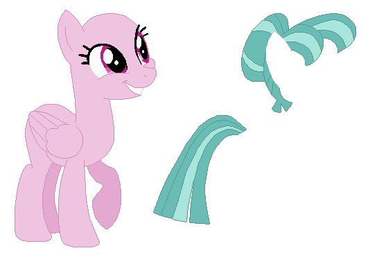 Crystal Breeze Pony Girl
