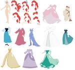 Disney - Ariel Base 02