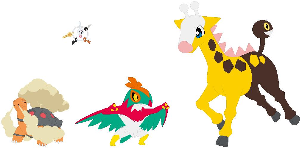 pokemon luxray wallpaper