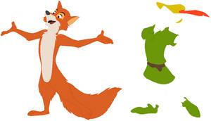 Disney - Robin Hood Base