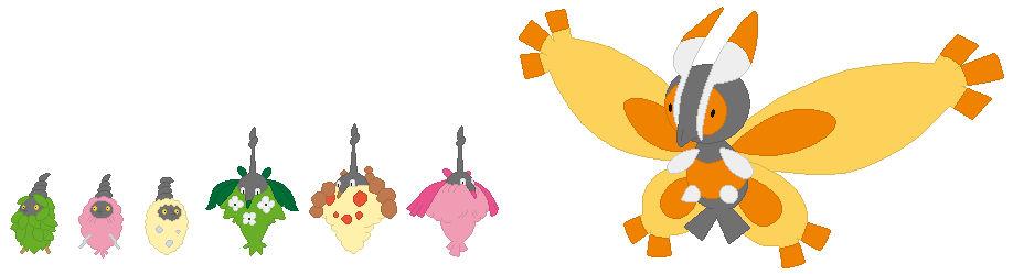 burmy evolution