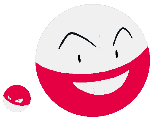 electrode and voltorb - photo #8