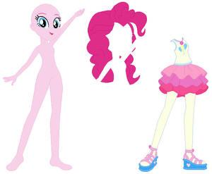 EqG Pinkie Pie Base 22