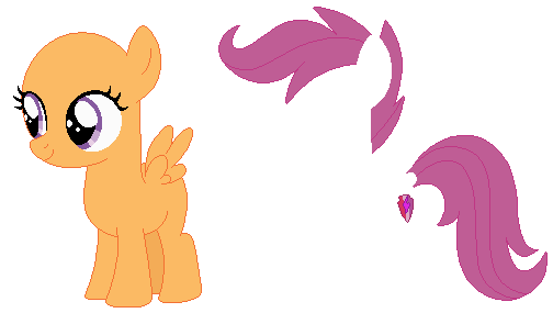 Scootaloo Base 03 By Selenaede On Deviantart Scootaloo was released 9 times in the classic core 7 pose. scootaloo base 03 by selenaede on