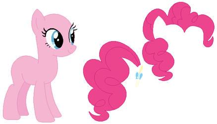 Pinkie Pie Base 02 by SelenaEde