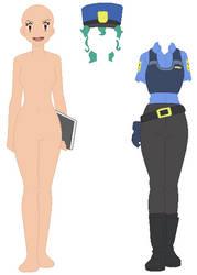 SM Officer Jenny Base