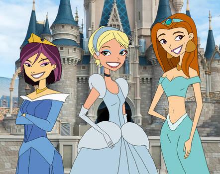 Disneybounding Girls