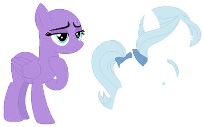 MLP - Fond Feather Base