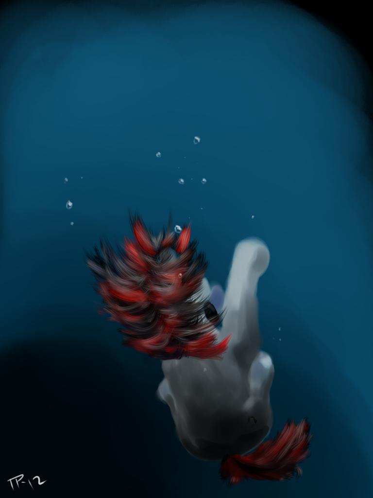 Sinking by JulepPony