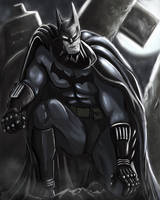 The Batman by mark1up