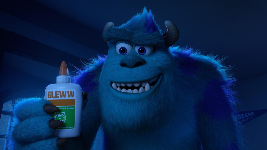 Monsters university sulley by 11odyssey on deviantart monsters university sulley by 11odyssey voltagebd Image collections