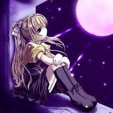 Moon Gazer of hope by katrox13