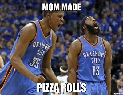 PIZZA ROLLS!!! by katrox13