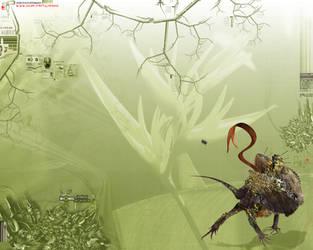 Bionic Instinct by weirdone