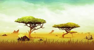 Relic Ball: African Savanna