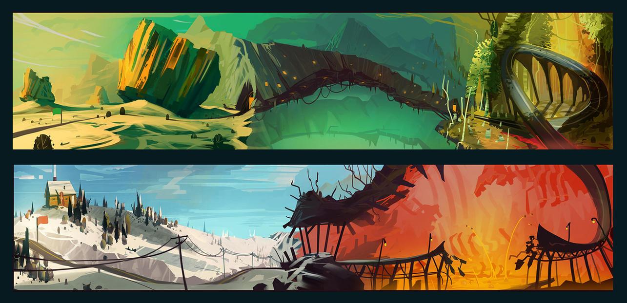 Color Script by Appylon