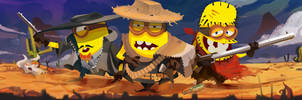 The Good, The Bad, and the Yellow by ScottPellico