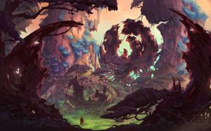 Forest Explorer by ScottPellico