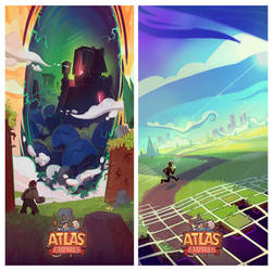 Atlas Empires Load Screen