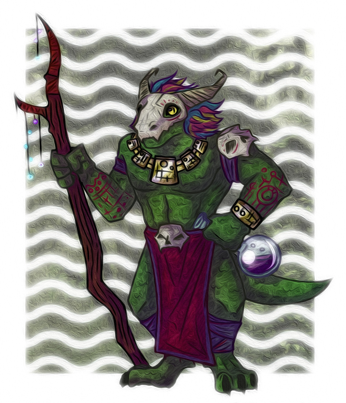 Witch Doctor Terraria
