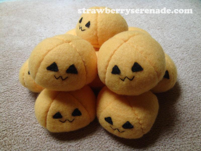 Small Mochi Pumpkin Patch by Strawberryserenade