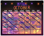 2017 October Design Advent Calendar [Closed]