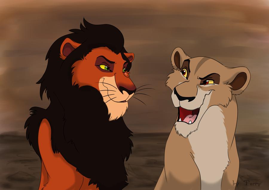 lion king scar gay