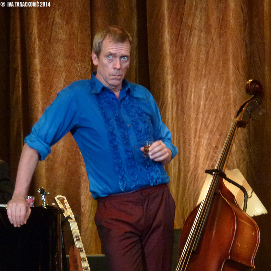 Hugh Laurie by iva-is-me