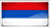Serbia stamp by iva-is-me