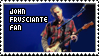 John Frusciante Stamp by SupersonicSquirrel